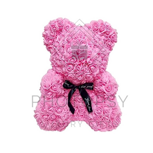 40CM Queen Rose Bear Gift