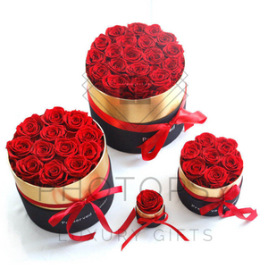 Luxury Rose Bouquet Box