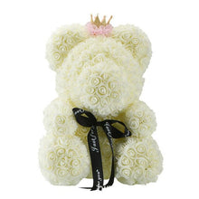 Load image into Gallery viewer, 40CM Queen Rose Bear Gift