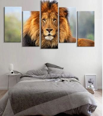 Tableaux Lion Royale