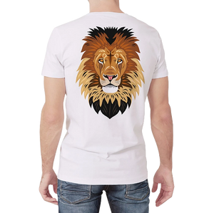 T-Shirt Lion(dos)<br> Chef de Groupe