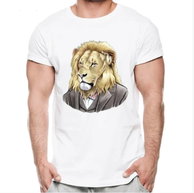 T-Shirt Lion <br> Mr Lion