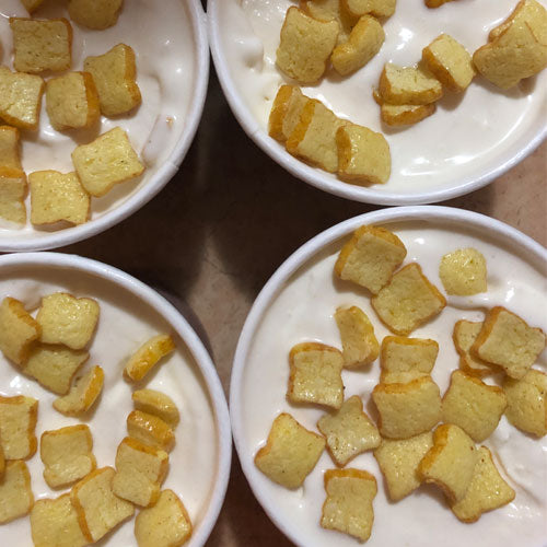 French Toast Crunch Cereal Milk