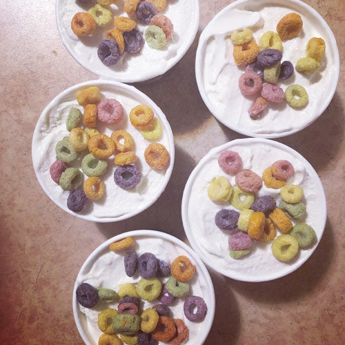 Froot Loops Cereal Milk