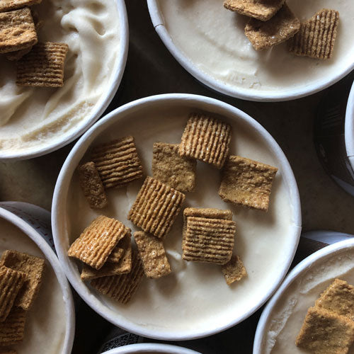 Golden Grahams Cereal Milk