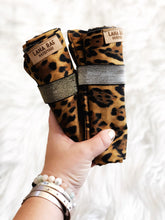 Load image into Gallery viewer, Cheetah Wet Bags Leopard, Wipeable, Waterproof, Washable