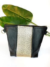 Load image into Gallery viewer, Dash of Cheetah Stripe Purse