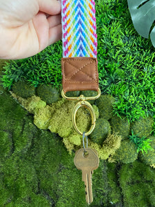 Strap Keychain - Dream in Color