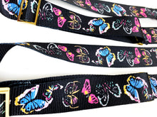 Load image into Gallery viewer, Neon Butterfly Strap
