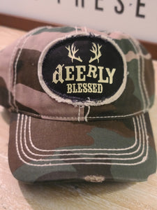 Deerly Blessed -- Southern Hat