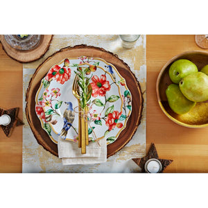 Ambri 16 Piece Dinnerware Set, Service for 4