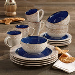 Load image into Gallery viewer, Esparza 16 Piece Dinnerware Set, Service for 4