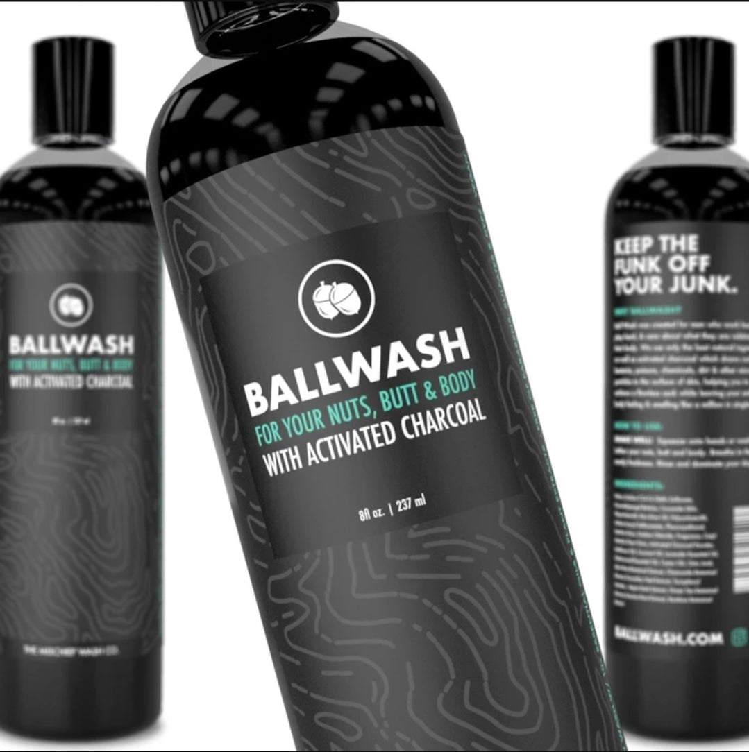 Ballsy Ball (and Body) Wash