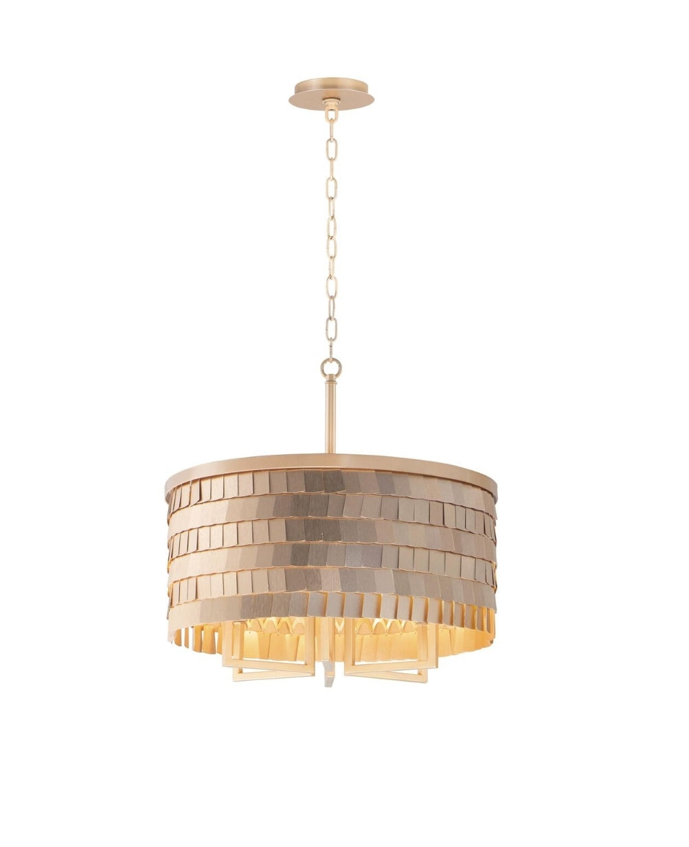 Glamour 20 Inch Large Pendant