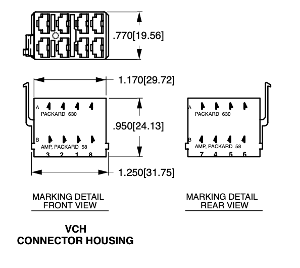 VCH-01 Connector