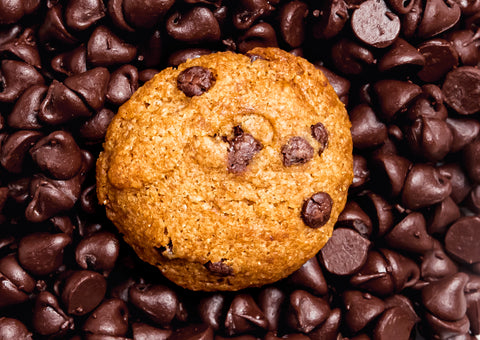 Without A Trace Soft Chocolatey Chip Cookie
