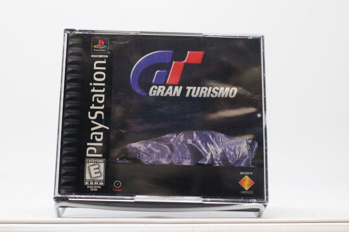 Gran Turismo with box and manual