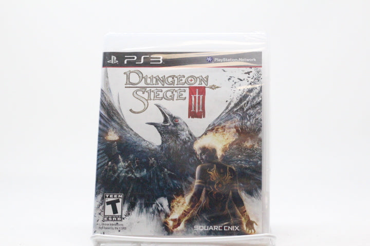 Dungeon Siege III with box and manual