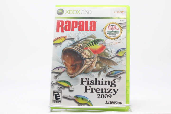 Rapala Fishing Frenzy 2009 with box