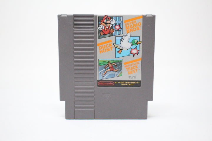 Super Mario Bros. - Duck Hunt - World Class Track Meet