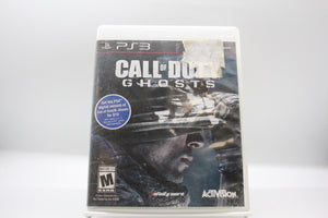 Call of Duty: Ghosts with box