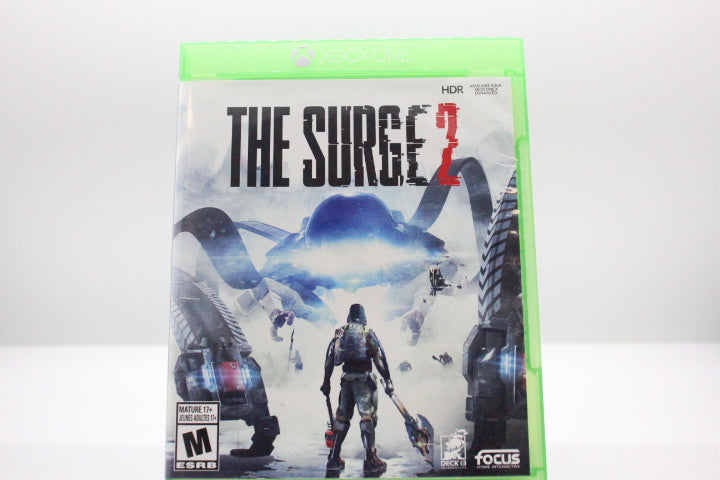 The Surge 2 with box and manual