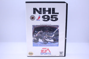 NHL 95 with box