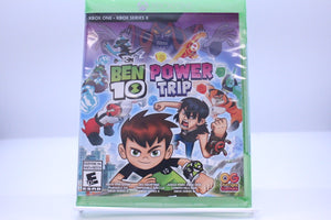 Ben 10: Power Trip with box and manual