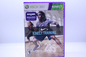 Nike+ Kinect Training with box