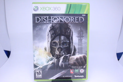 Dishonored with box and manual