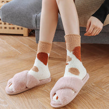 Load image into Gallery viewer, Cat Paw Socks 6-Pack