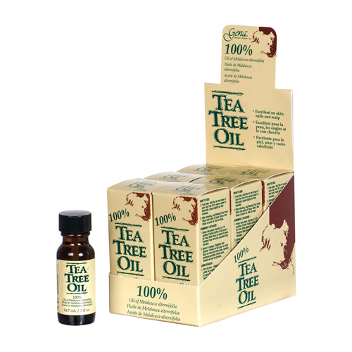 GENA TEA TREE OIL 0,5 OZ(ACEITE DEL ÁRBOL DE TÉ) 14,7 ML