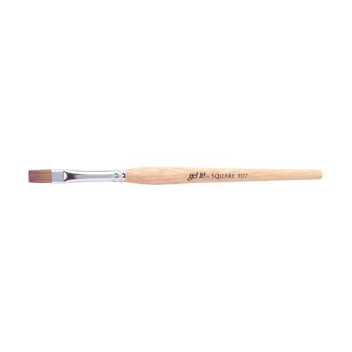 EZFLOW GEL IT SQUARE BRUSH907 PINCEL