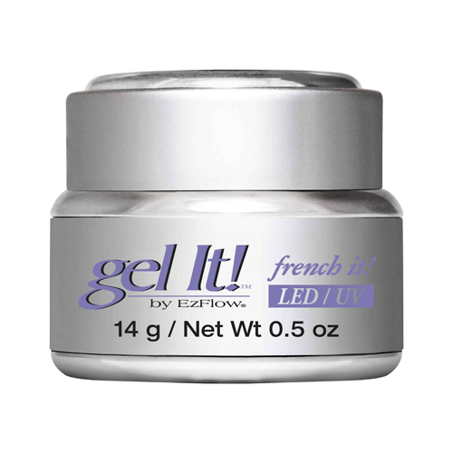 EZFLOW BUILDER FRENCH IT! GEL BLANCO FRANCESA 14GR