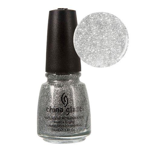 CHINA GLAZE ESMALTE UÑAS SILVER LINING 14ML
