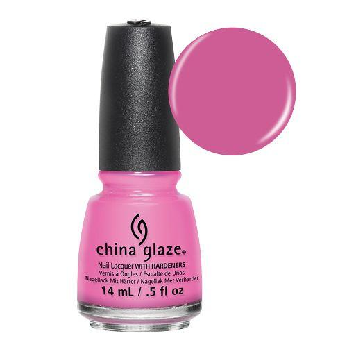 CHINA GLAZE ESMALTE DON'T MESA WITH MY HEART 14ML