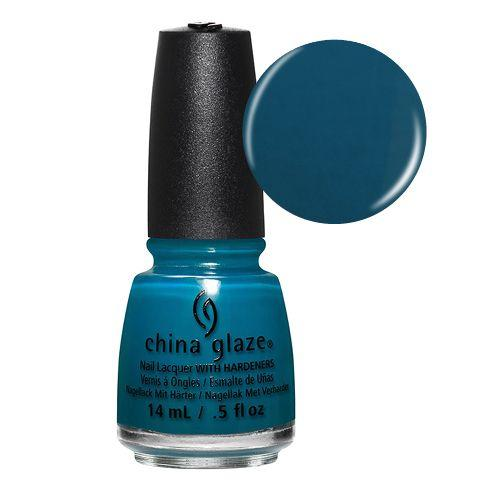 CHINA GLAZE ESMALTE UÑAS JAGGED LITTLE TEAL