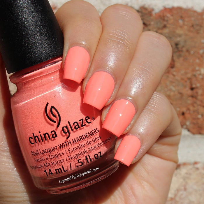 CHINA GLAZE ESMALTE UÑAS FLIP FLOP FANTASY 14ML
