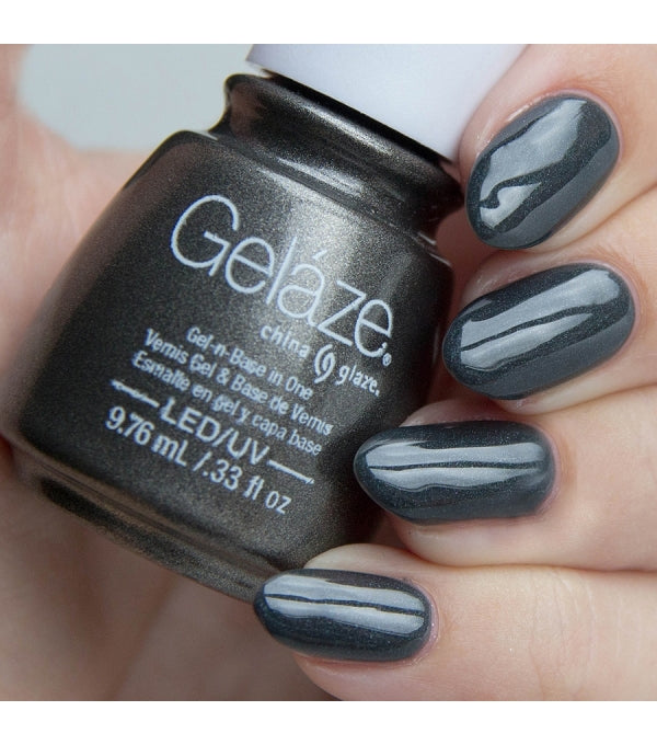 GELAZE BLACK DIAMOND 14 ML - ESMALTE EN GEL
