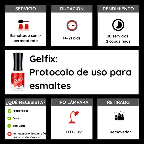 KATAI GELFIX - BARCELONA F. EN GEL SEMIPERMANENTE SECADO EN LED/UV 12ML