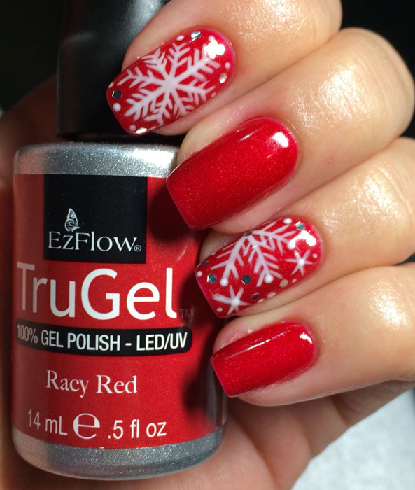 EZ TRUGEL RACY RED