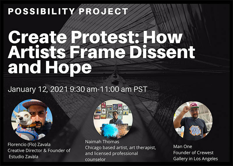 How Artists Frame Dissent and Hope - Jan 12