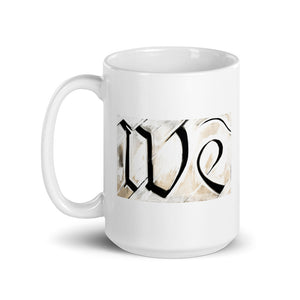 We Mug by Stephen Glassman