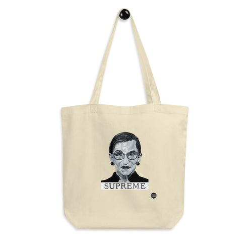 SUPREME Eco Tote Bag by Robbie Conal