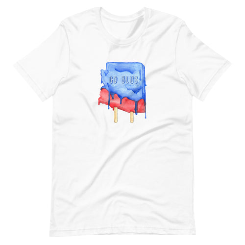 Go Blue Arizona T-Shirt by Alex! Jimenez