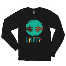 Load image into Gallery viewer, Unite Long Sleeve T-Shirt by Lafe Taylor