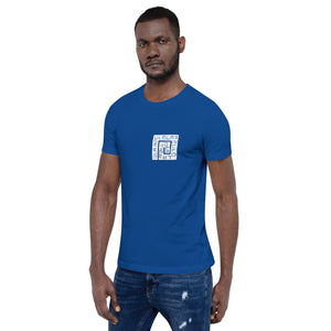 Vota Azul T-Shirt by Florencio Zavala - Royal Blue