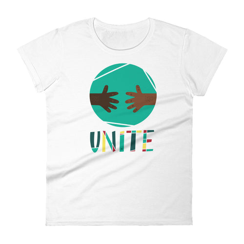 Unite Women's T-Shirt by Lafe Taylor