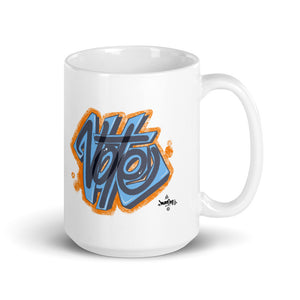 Vote Mug by Man One