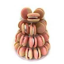 "Load image into Gallery viewer, ""It's a Girl!"" Macaron Tower"